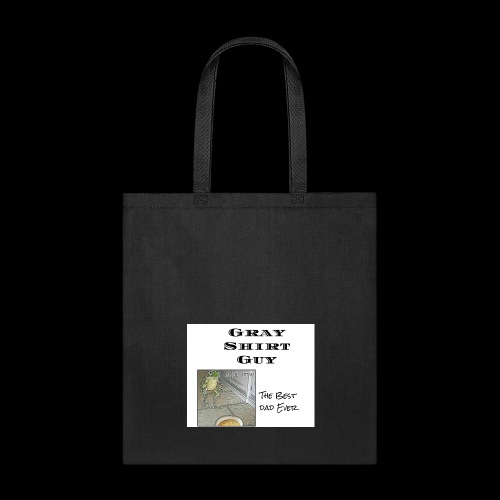 Official gray shirt guys shirt - Tote Bag