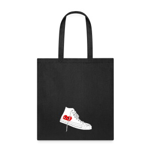 Converse Shoe Logo - Tote Bag