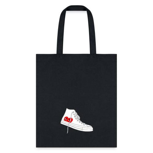 Converse Shoe Logo - Tote Bag