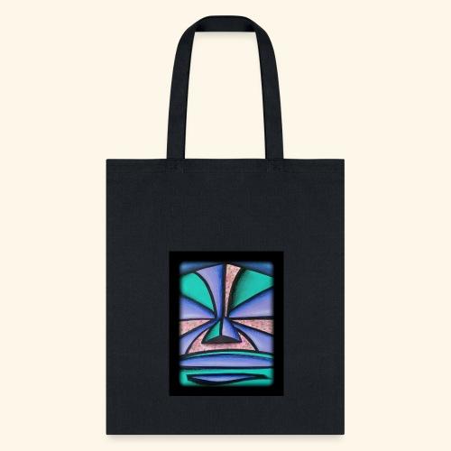 Pastel Tiki - Tote Bag