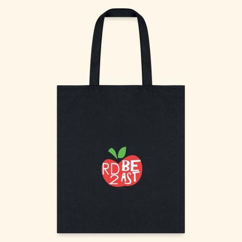 RD2BEAST apple - Tote Bag