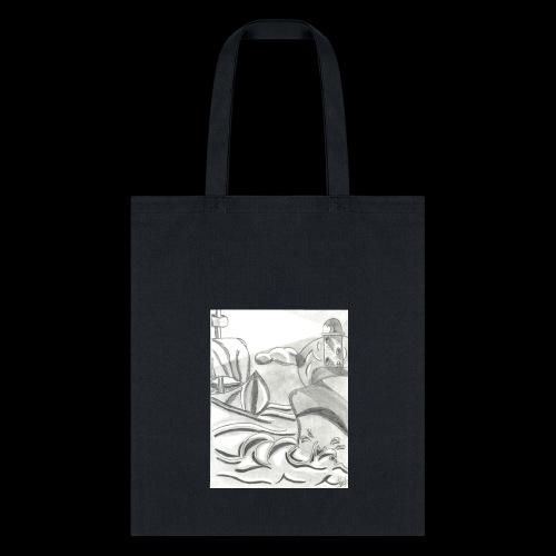 abstracto - Tote Bag