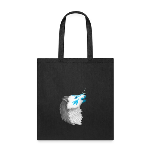 the frost wolf - Tote Bag