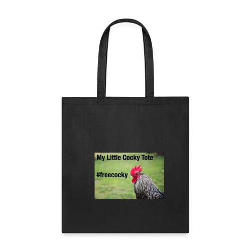 My Little Cocky Tote - Tote Bag