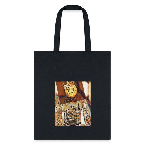 Gold King - Tote Bag