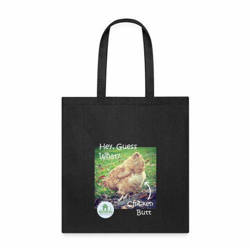 Chicken butt - Tote Bag