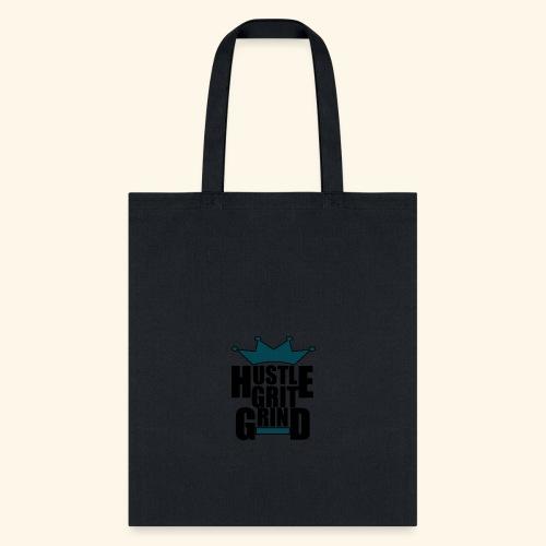 Hustle Grit Grind - Tote Bag