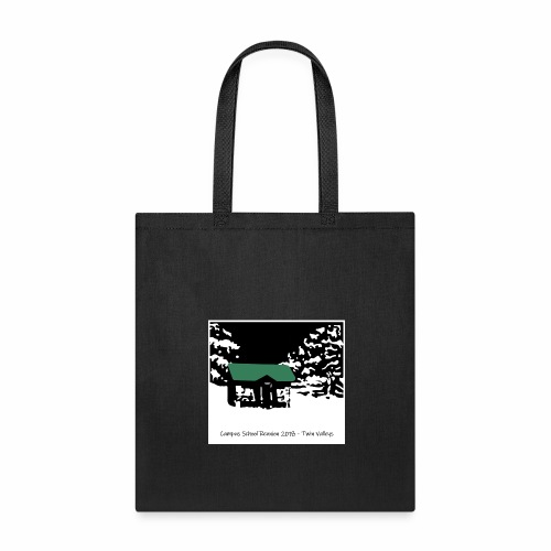 Twin Valleys Cabin - Tote Bag
