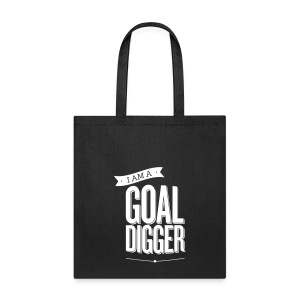 I Am A Goal Digger - Tote Bag