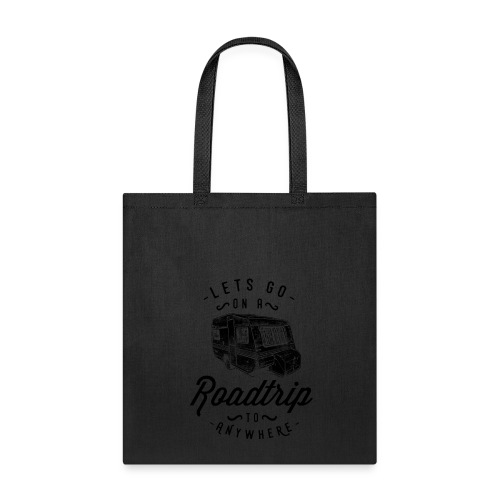 Lets Go On a Roadtrip - Tote Bag