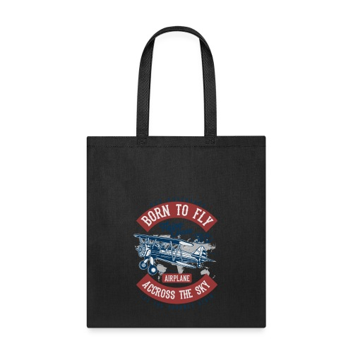 Born To Fly 2 - Tote Bag