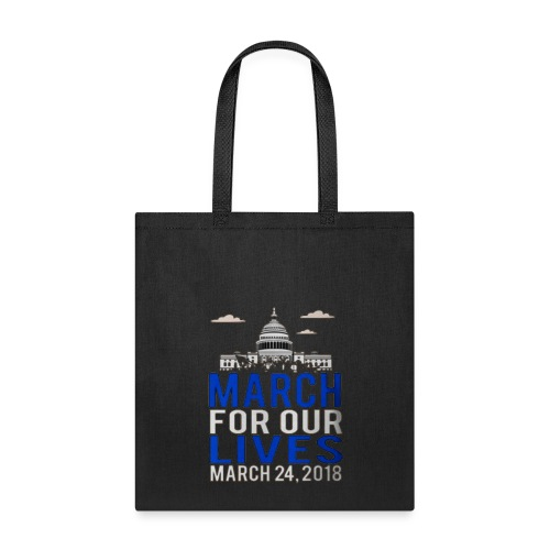 March For Our Lives - Tote Bag