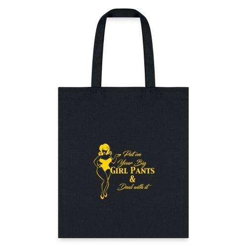 biggirlpants - Tote Bag