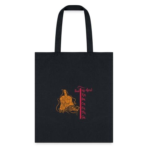 guitar expression - Tote Bag