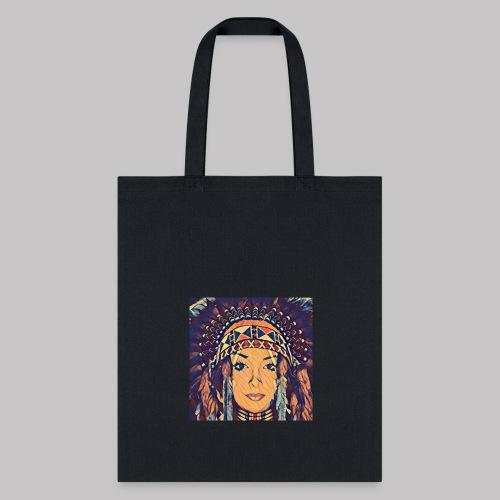 A Cherokee Story - Tote Bag