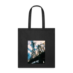 Ed Koch bridge - Tote Bag