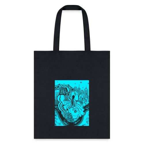 Louisiana River Nights - Tote Bag