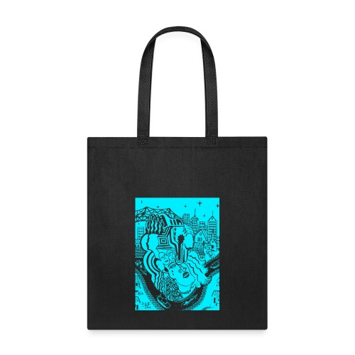 Louisiana River Nights - Tote Bag