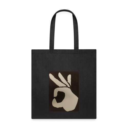 Finger Meme Hoodie - Tote Bag