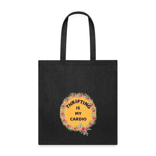 THRIFTING IS MY CARIDO - Tote Bag