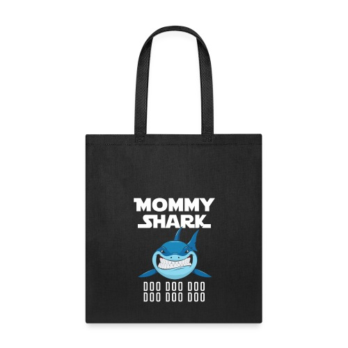 Mommy Shark T-shirt - Tote Bag