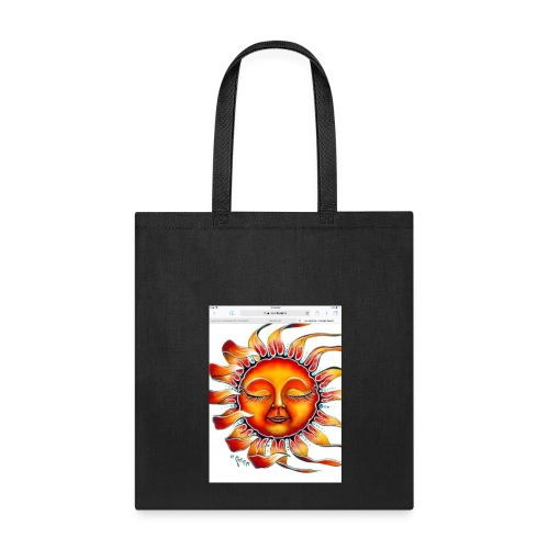 sun designed ☀️ - Tote Bag