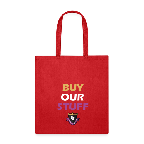 Buy Our Stuff Puissant Royale Logo - Tote Bag