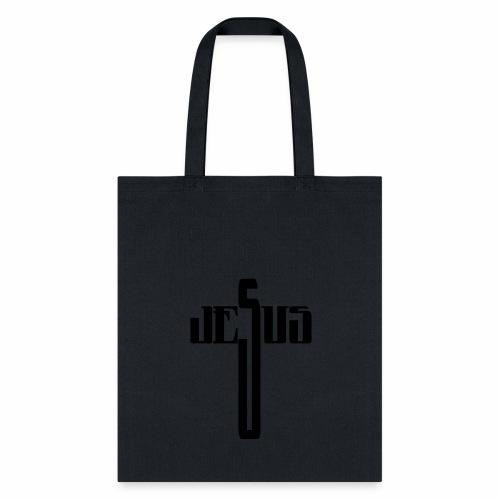 Jesus Cross - Tote Bag