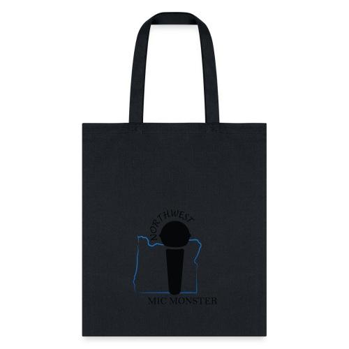 NorthWest Mic Monster Black - Tote Bag