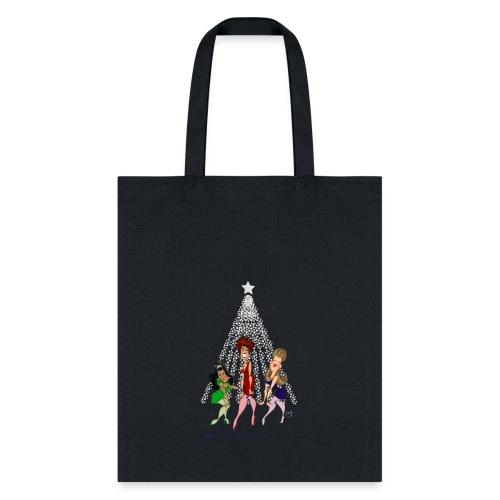 A TURKEY LURKEY CHRISTMAS TO YOU New - Tote Bag