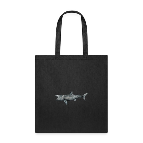 Basking shark Cetorhinus maximus New - Tote Bag