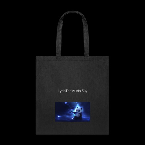 """LyricTheMusic Sky"" MERCH - Tote Bag"