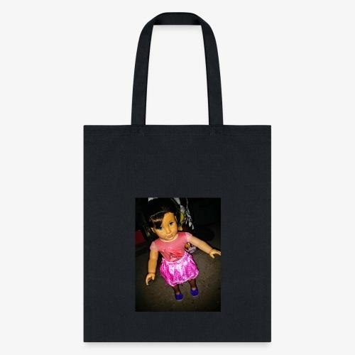 American Girl - Tote Bag