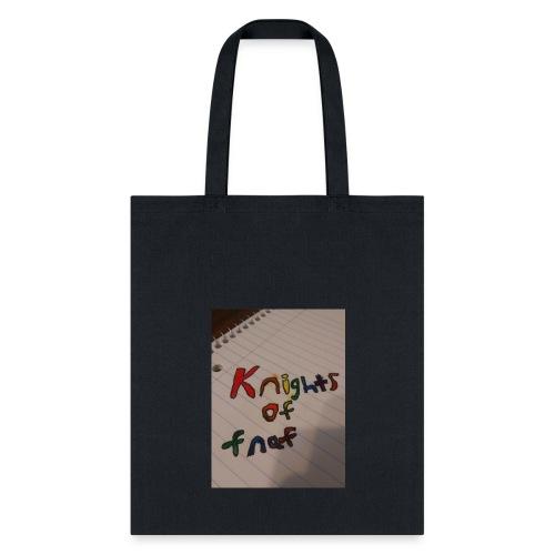 Knights of fnaf merch - Tote Bag