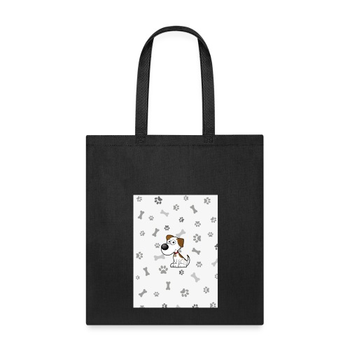 PUPPY PAW - Tote Bag