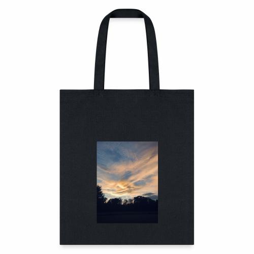 Fall sunset - Tote Bag