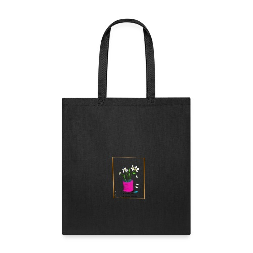 He Loves Me He Loves Me Not Daisy - Tote Bag