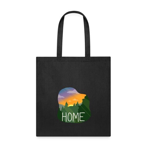 Home - Tote Bag