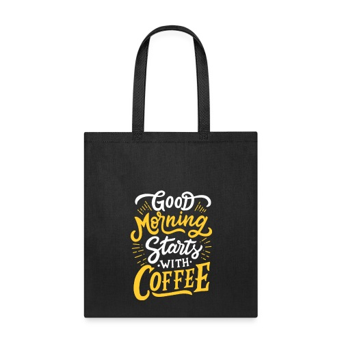 Good-Morning-Coffe - Tote Bag
