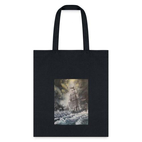 PIRATE ISLANDS - Tote Bag
