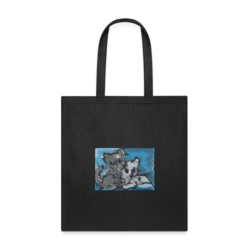 Wolf Family - Tote Bag