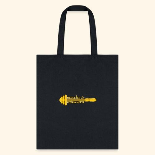 Muscles & Mascara - Tote Bag