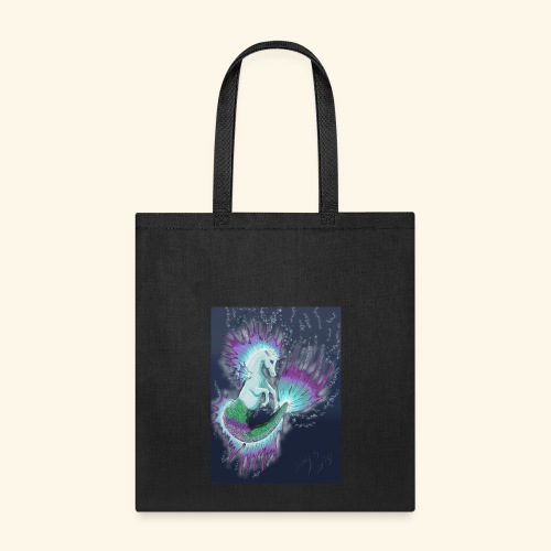 fantasy sea horse - Tote Bag