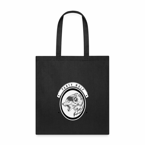 Party wolf - Tote Bag
