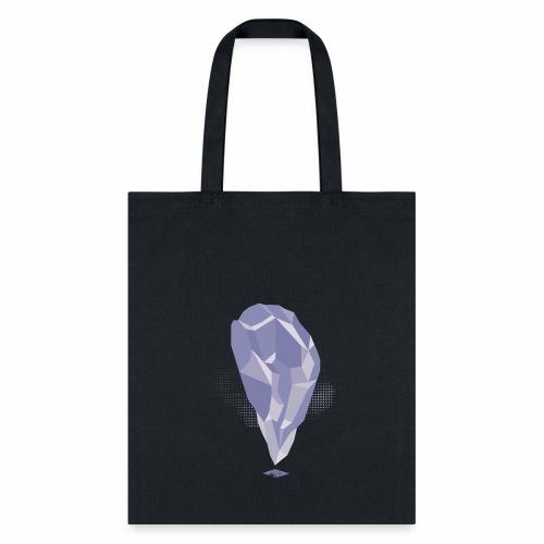 Amethyst Crystal design - Tote Bag