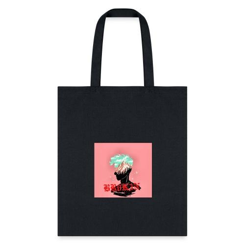 BR0K3N Merch - Tote Bag