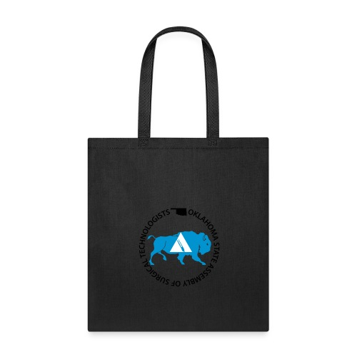 OKSAlogowhite - Tote Bag
