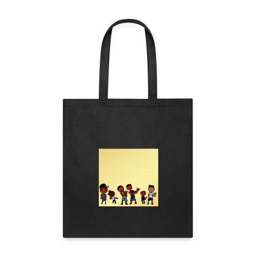 J squad golden legacy - Tote Bag