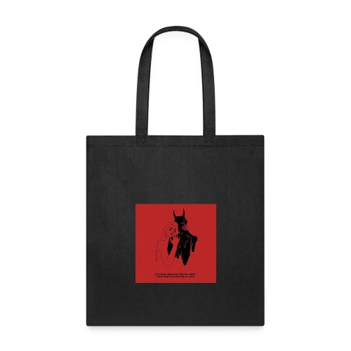 Dancing with the devil - Tote Bag