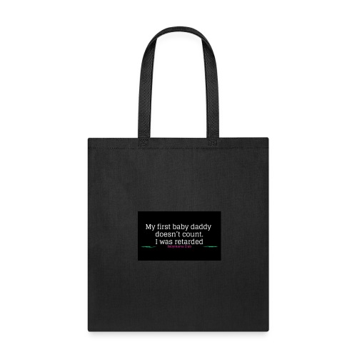 First Babydaddy - Tote Bag